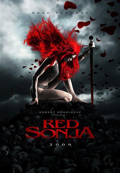 Robert Rodriguez Red Sonja Remake