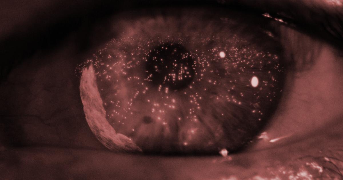 Blade Runner Eye Gaff Deckard