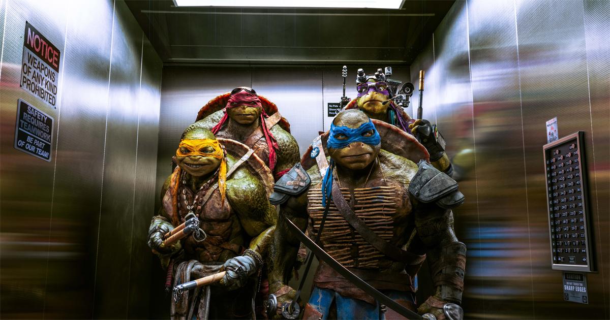 Teenage Mutant Ninja Turtles Michael Bay