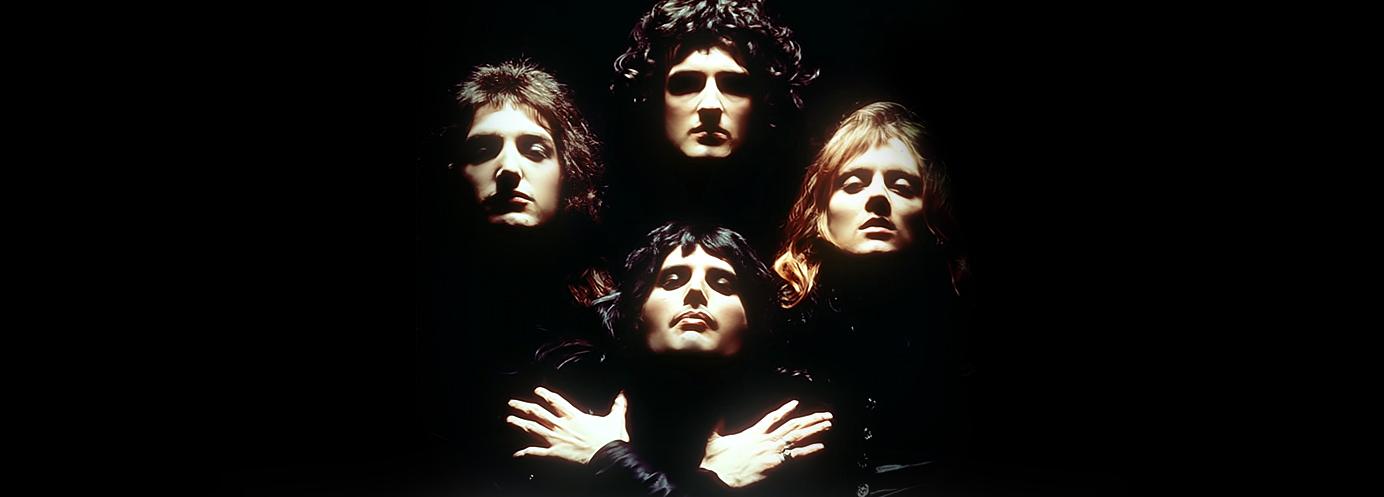 TOP 10 Queen-biisiä