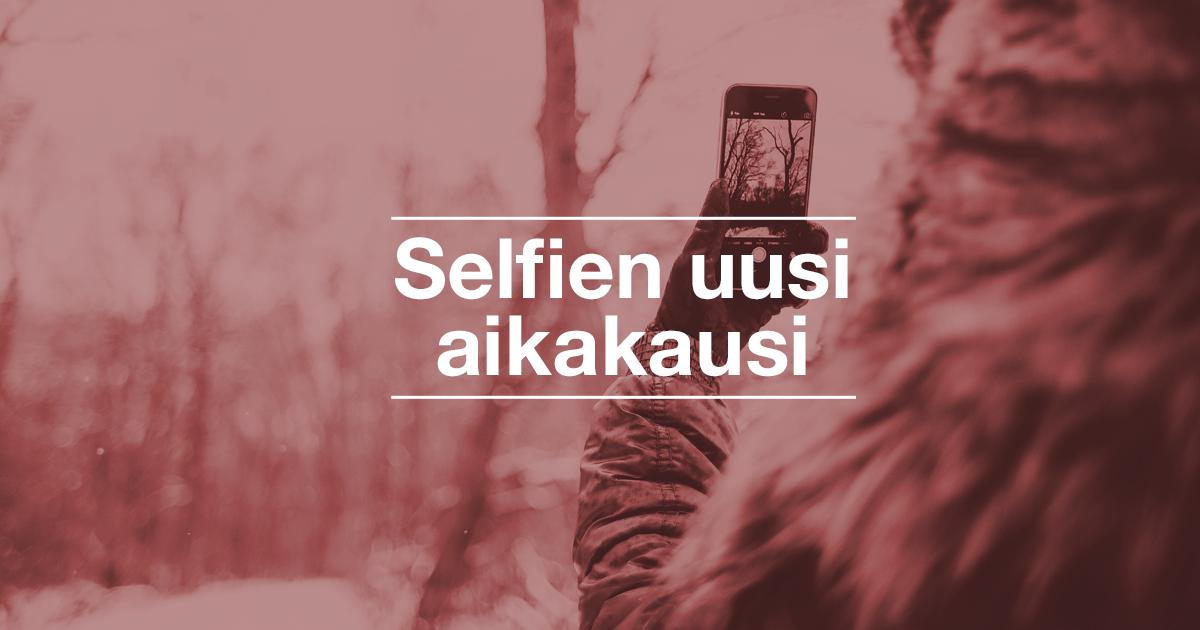 Kuukauden Digilluusio: Meerkat, Periscope ja selfien uusi aikakausi