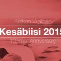 Kerkon Virallinen Kesäbiisi 2015 – katso video
